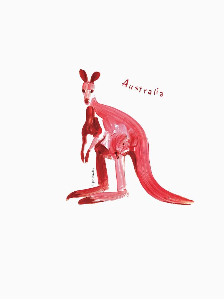 Kangaroo by jonhawley