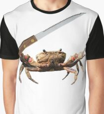 Crab Knife - ONE:Print Graphic T-Shirt