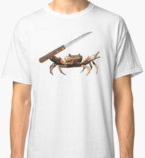 Crab Knife - ONE:Print Classic T-Shirt