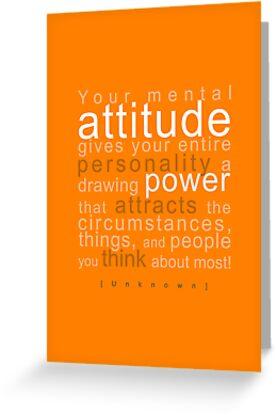 Mental Attitude by jegustavsen