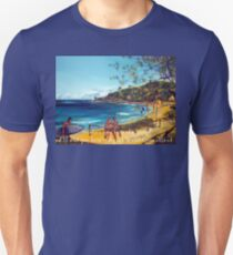 Agnes Water - the tourists Unisex T-Shirt