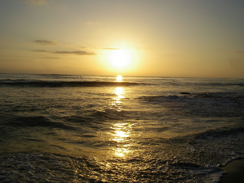 Sunset In Cali by Jottilo