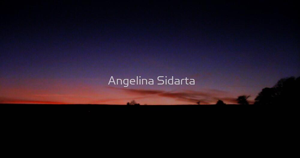 Red by Angelina Sidarta