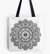 Great Mandala Tote Bag