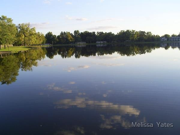 Reflections by Melissa  Ousley