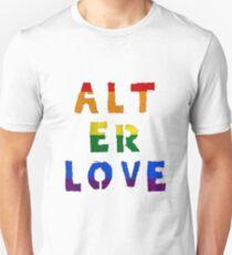 SKAM/ ALT ER LOVE Unisex T-Shirt