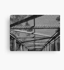 Bridge Topper Canvas Print