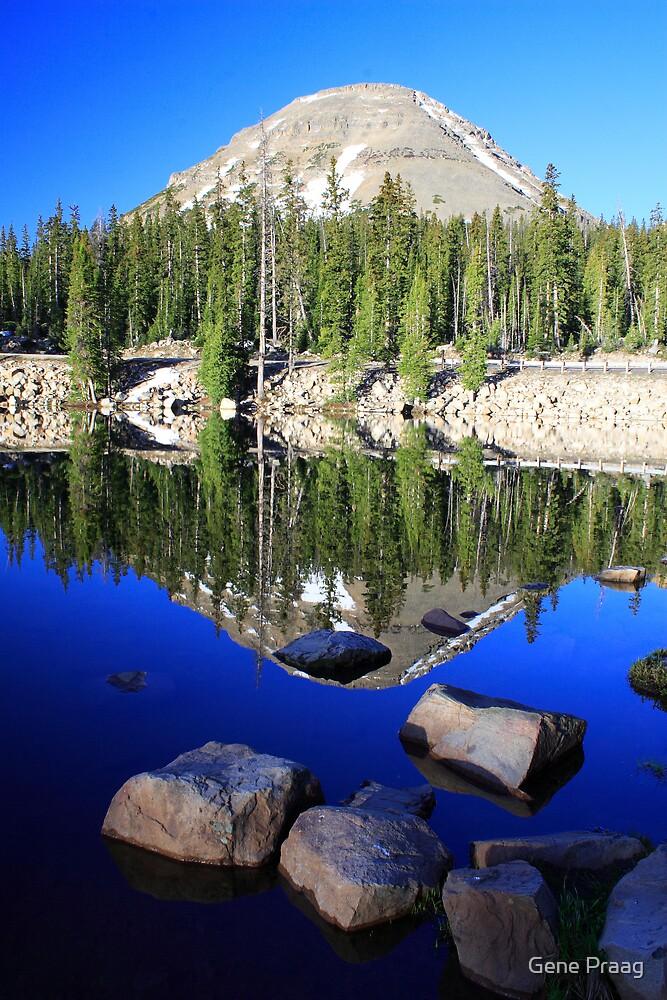 Pass Lake by Gene Praag