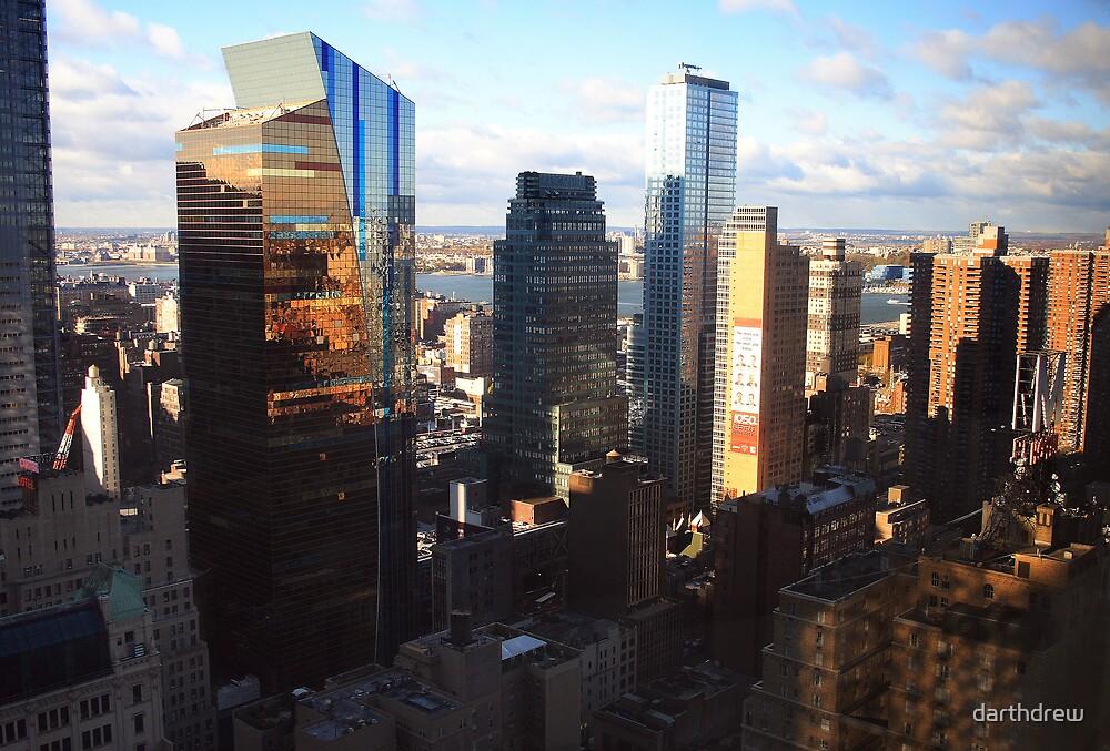 NYC Morning by darthdrew