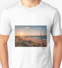 Point of view from the beach Unisex T-Shirt