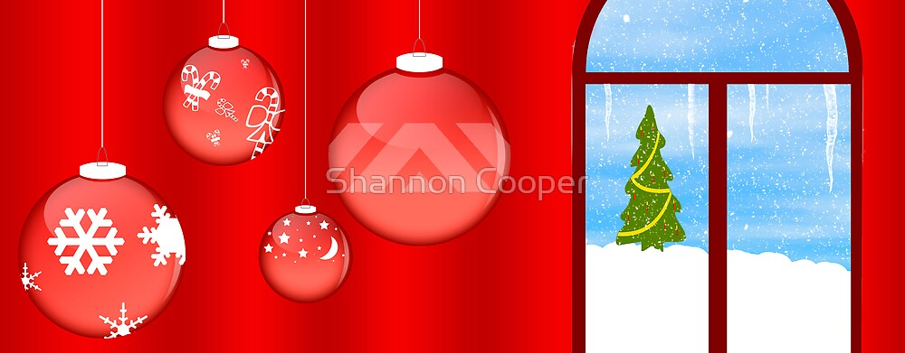 A Christmas Frame of Mind by Shannon Beauford