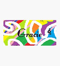 Gracie Photographic Print
