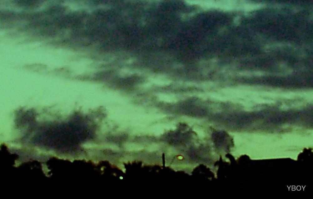 Cloud Warriors by YBOY