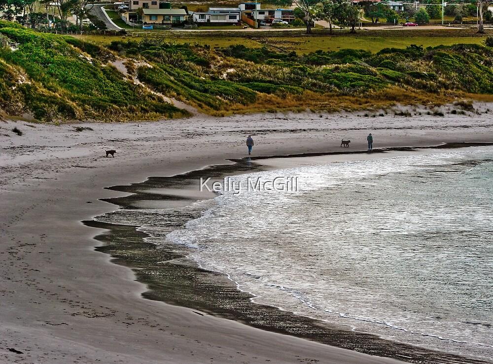 Dog Beach by Kelly McGill