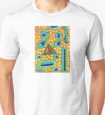 Collection of different Shapes with Double Fillings T-Shirt