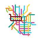 Mini Metros - Melbourne, Australia by transitoriented
