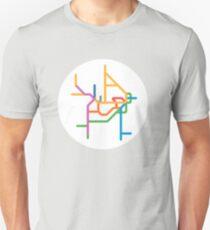 Mini Metros - Sydney, Australia Unisex T-Shirt