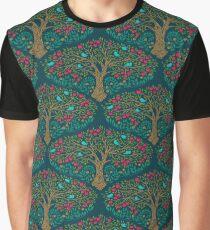 Apple Tree - Ruby Graphic T-Shirt