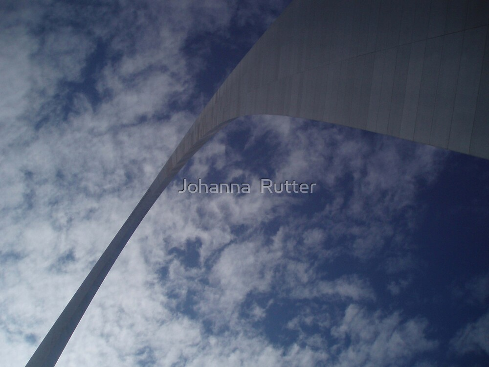 different side of arch by Johanna  Rutter