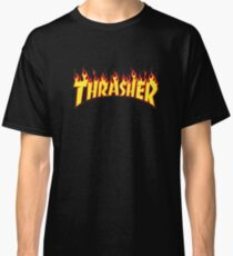 Thrasher Flame Classic T-Shirt