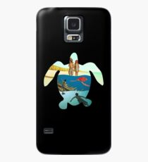 La Tortue Rouge - Red Turtle Movie Case/Skin for Samsung Galaxy