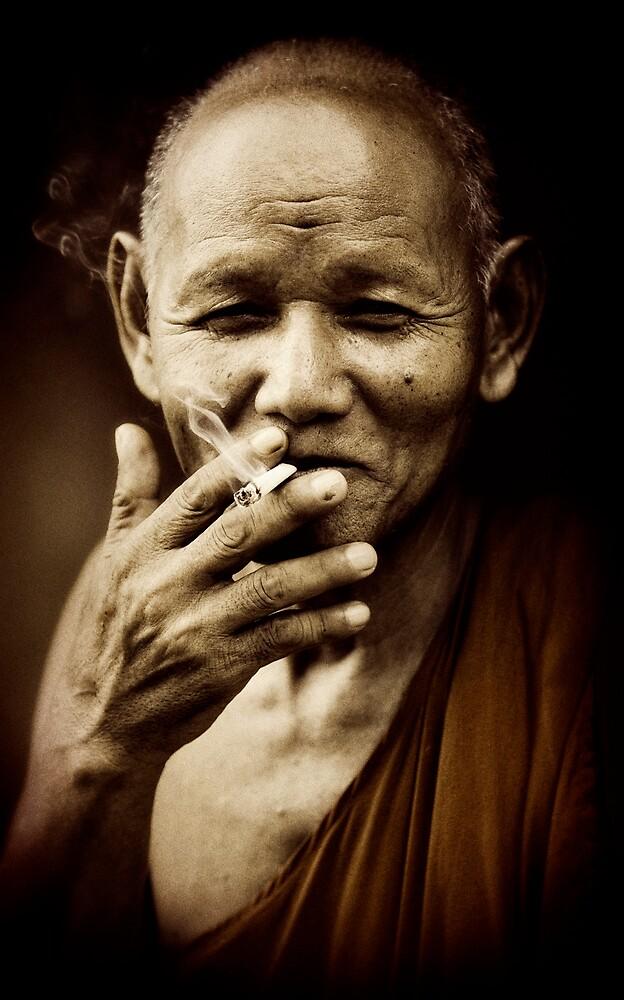 Holy smoke by Anthony Begovic