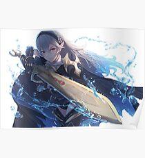 Female Corrin - Fire Emblem Fates Poster