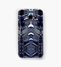 Commuter Blue Samsung Galaxy Case/Skin