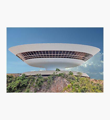 Brazilian UFO Photographic Print