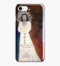 Hedy Lamarr iPhone Case/Skin