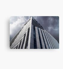 Architecture - La Défense Canvas Print