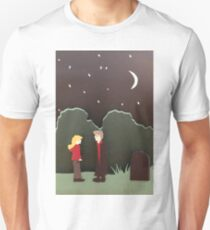 Buffy and Spike Unisex T-Shirt