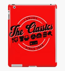 The Classics iPad Case/Skin