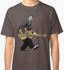Marty Mc Fly plays Guitar | Cult Movies Classic T-Shirt