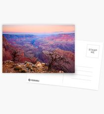 Grand Canyon Dawn Postcards