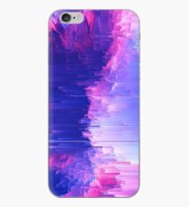 Blue Print iPhone Case