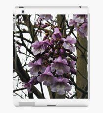 """ My Neighbours Garden, A Foxglove Tree."" iPad Case/Skin"