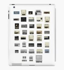 Pixel History of Home Computers iPad Case/Skin