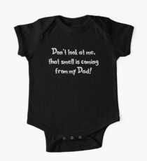 Funny Baby Onesies One Piece - Short Sleeve