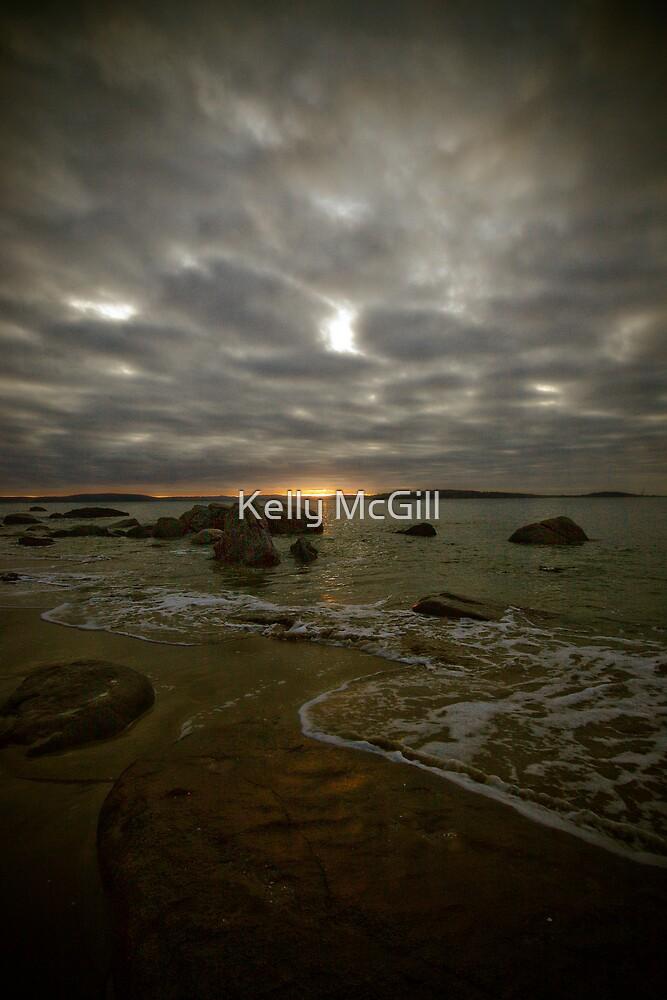 Morning Breaks by Kelly McGill