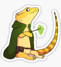 Bearded Dragon - Apollo Sticker