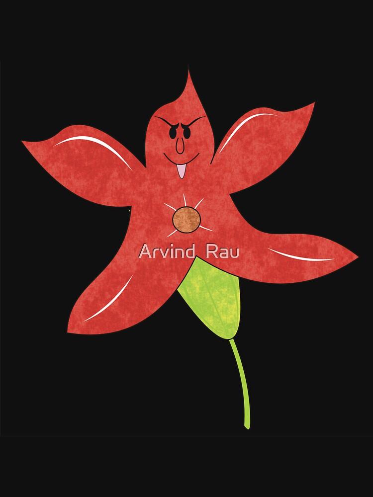 Naughty Flower by artyrau
