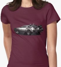 Back to the future Delorean | Cars | Cult Movies T-Shirt