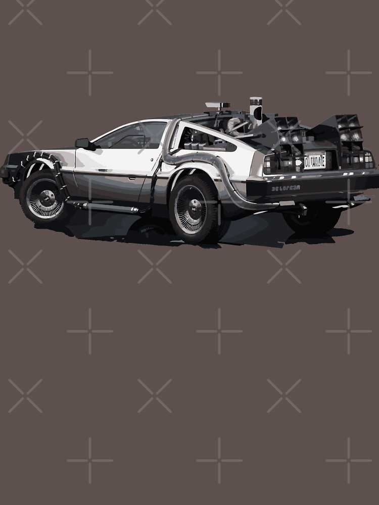 Back to the future Delorean | Cars | Cult Movies by koovox