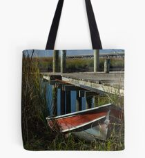 River Worker Tote Bag