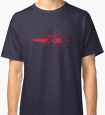 Back to the future Delorean | Car | Cult Movie Classic T-Shirt