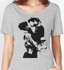Moon Lovers Women's Relaxed Fit T-Shirt
