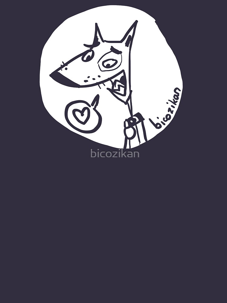 the love doggy by bicozikan