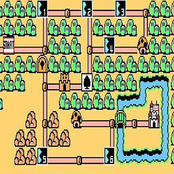 Super Mario 3 World 1 by Backstage97
