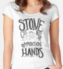 Rolling Stone Women's Fitted Scoop T-Shirt